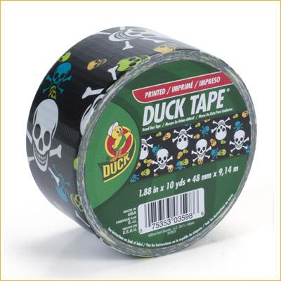 Duck 48mmx10y Skulls (PACK)