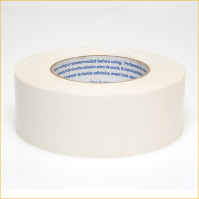 Double-Faced Cloth Carpet Tape (2 Inch) (White Paper Liner)