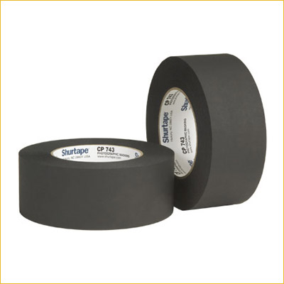 Photo Black Tape (1 Inch)