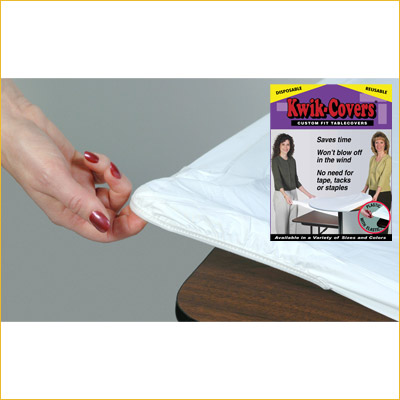 """Kwik-Cover 30"""" x 8' Colors (PACK)"""