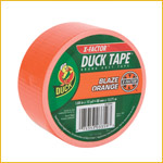 Duck 48mmx15y FL. Orange (PACK)