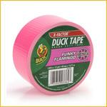 Duck 48mmx15y Fl. Pink (PACK)
