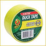 Duck 48mmx15y Fl. Yellow (PACK)