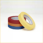 Crepe Colored Paper Tape (1 Inch) (Roll)