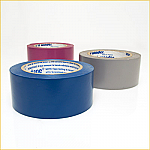 "VP 410 3"" Clear Vinyl Floor Tape (Roll)"