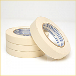 "CP 83 3/4"" Natural Masking Tape (Roll)"