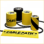 Cable Path (4 Inch) - BK, YL, Bk/YLW