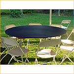 "Kwik-Cover 60"" Round Colors"