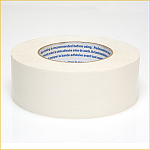 Double-Faced Cloth Carpet Tape (2 Inch) (White Paper Liner) (Roll)