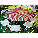 "Kwik-Cover 60"" Round Pattern (PACK)"