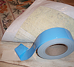 Hi/Lo Hybrid Double Faced Tape (Roll)